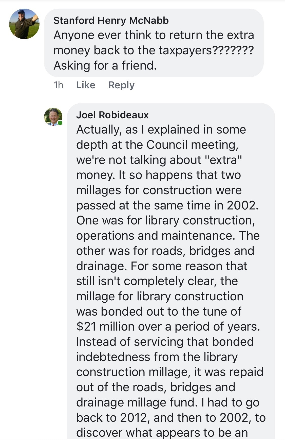 Robideaux's library accusations are not grounded in fact | The Current