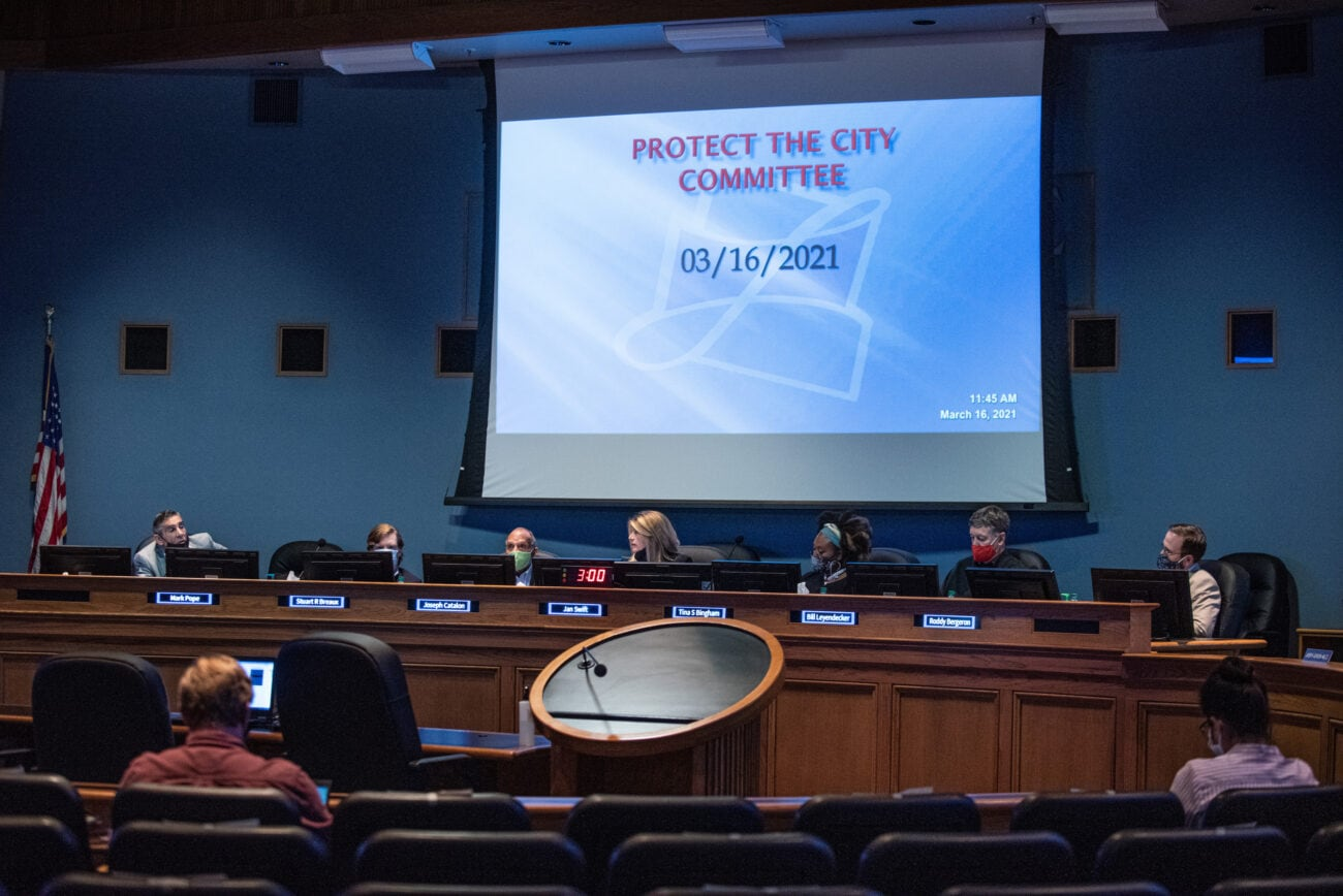 The Protect the City Committee